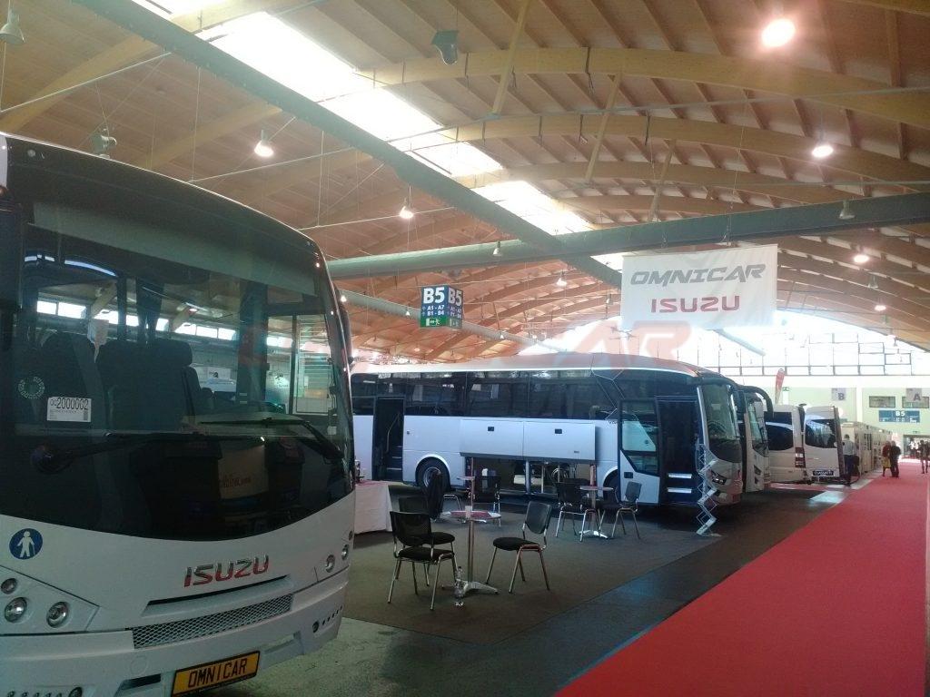 RDA Friedrichshafen 2017 Omnicar Isuzu Bus