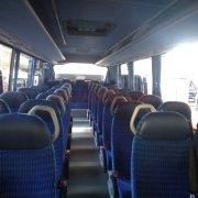 midibus Isuzu busTurquoise 35 Fahrgäste