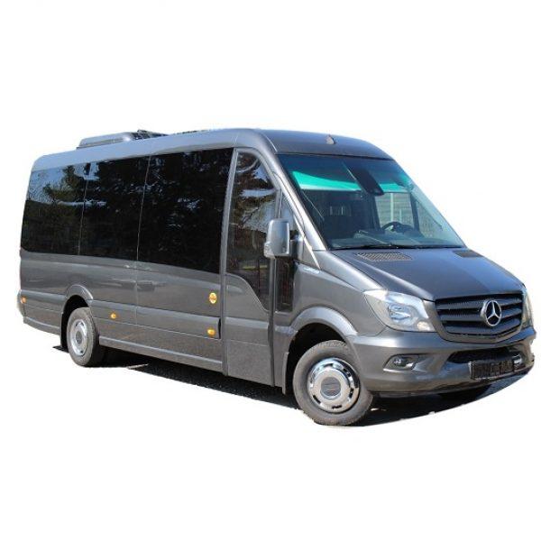 Omnicar GmbH Mercedes sprinter 19+1+1 VIP 04