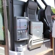 Midibus Omnicar Isuzu 35 Sitze Klima Tourismusversion Varianten 31 Sitze mit WC 33 Sitze 35 Sitze 37 Sitze