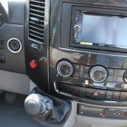 Neuer Kleinbus Mercedes Sprinter 519CDI Tourismus Luxus 21 Sitze Plätze