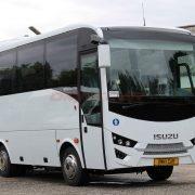 Midibusse Kleinbus Reisebus Isuzu Novo 27 Sitze 31 Passagiere