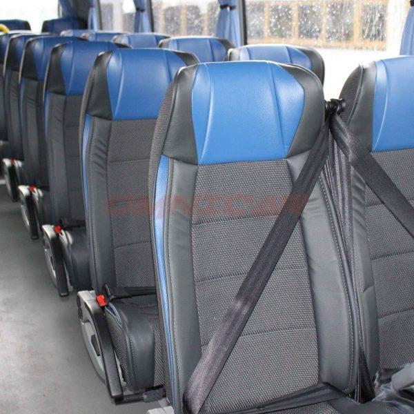 30 sitzer bus kaufen Midibusse Kleinbusse Isuzu Novo Ultra 27 Plätze 4 Sterne Reisebusse Midibusse Kleinbus Reisebus Isuzu Novo 27 Sitze 31 Passagiere Klima Omnicar