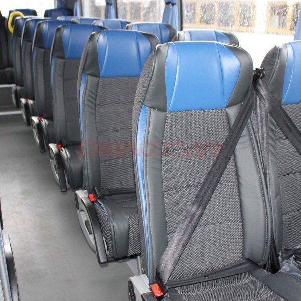 Midibusse Kleinbusse Isuzu Novo Ultra 27 Plätze 4 Sterne Reisebusse Omnicar
