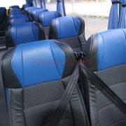 30 sitzer bus kaufen 27 Plätze +4 Midibusse Isuzu Novo 27 Sitze 31 Passagiere Klima Omnicar (16)