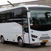 30 sitzer bus kaufen Midibusse Kleinbus Reisebus Isuzu Novo 27 Sitze 31 Passagiere