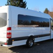 Minibus Mercedes Sprinter neuf 516 CDI Mix-Tourisme 22+1 Places