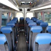 Minibus Mercedes Sprinter neuf 516 CDI Mix-Tourisme 22+1 Places Deux Racks à bagages