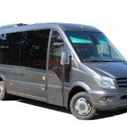 Neuer Kleinbus Mercedes Sprinter 519CDI Tourismus Luxus Elektrische Glastür mit vertieftem Einstieg