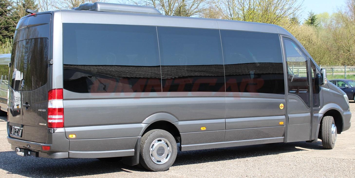 neuer kleinbus mercedes sprinter 519cdi tourismus luxus 21. Black Bedroom Furniture Sets. Home Design Ideas