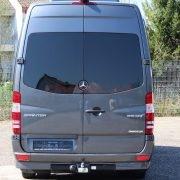 Neuer Kleinbus Mercedes Sprinter 519CDI Tourismus Luxus Scheiben in Hecktüren