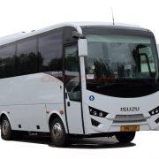 Midibusse Kleinbusse Isuzu Novo Ultra 27 Plätze 4 Sterne Reisebusse Midibusse Kleinbus Reisebus Isuzu Novo 27 Sitze 31 Passagiere