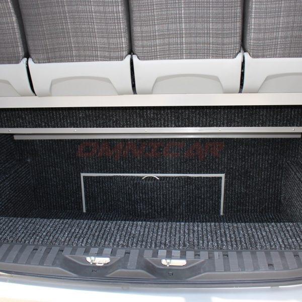 Neue Sprinter 519 VIP 19+1+1 Vertiefter Kofferraum omnicar GmbH