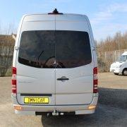 Neue Sprinter 519 VIP 19+1+1 Klima webasto omnicar GmbH