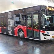 Isuzu Bus Neuer Stadtbus 12 Meter 102 Fahrgäste Isuzu Stadtbusse