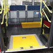 Isuzu Bus Euro-6C Neuer Stadtbus 103 Fahrgäste Isuzu Stadtbusse