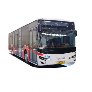 Neuer Stadtbus 12 Meter 102 Fahrgäste