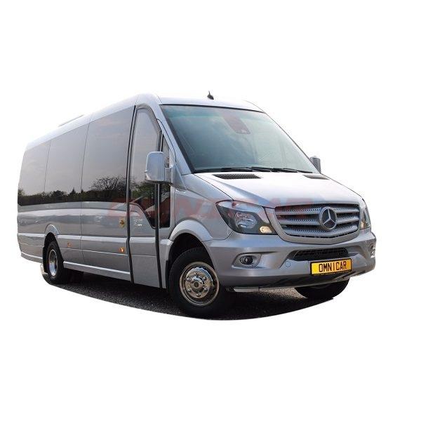 minibus neuf Sprinter 519 VIP 19+1+1 clim webasto Icon Inglard