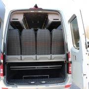 minibus neuf Sprinter 519 Grand Coffer