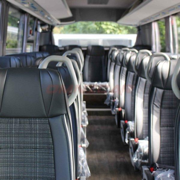 Isuzu neuer Midibus 31 Verstellbare Sitze mit USB
