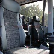 Isuzu midibus turqouise 31+1+1 neue busses (35)