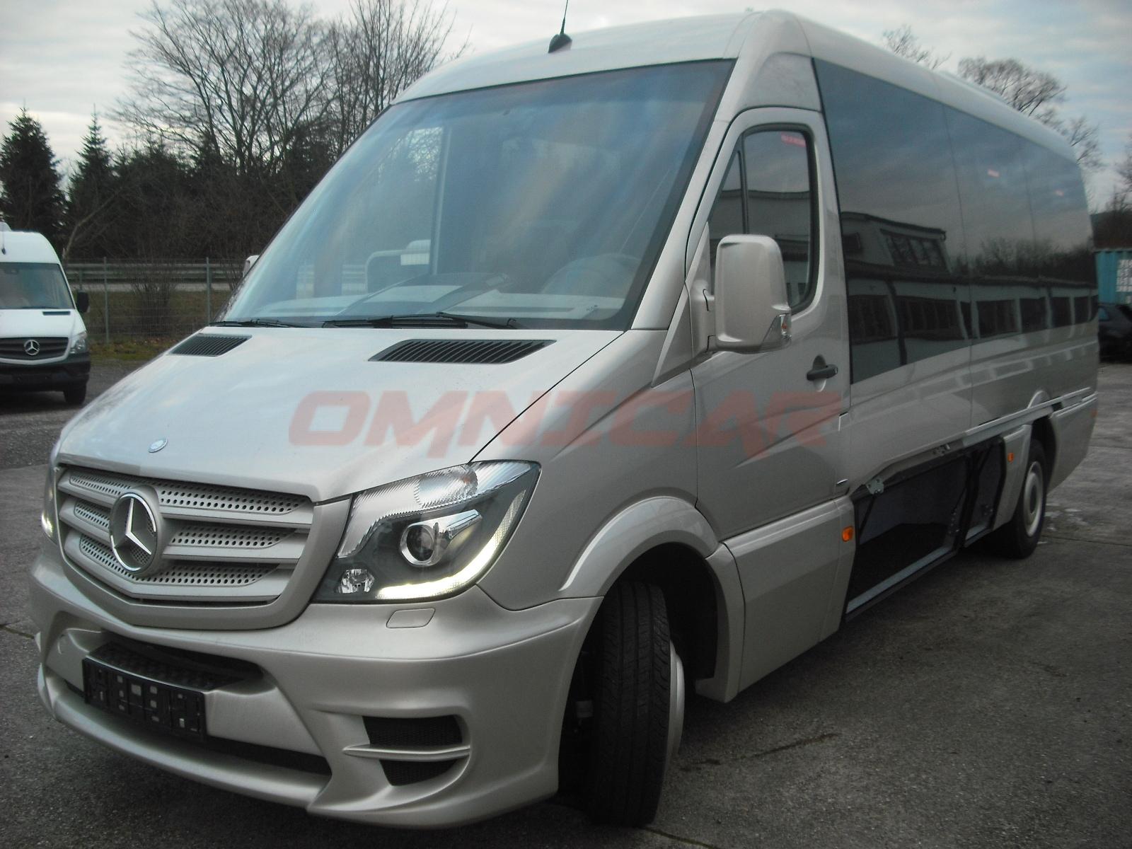 minibus mercedes sprinter 519 vip 19 1 1 places soutes