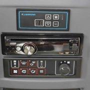 Isuzu Novo Von Omnicar Klimaanlage im Fahrgastraum