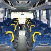 Kaufen Midibus 29 Verstellbare Sitze aus Velours