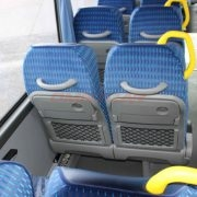 Kaufen Midibus 31 Verstellbare Sitze aus Velours