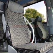 Isuzu Bus Novo Fahrersitz Einstellbar, Luftfederung -Reiseleitersitz Omnicar (2)