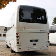 Midibusse Isuzu Novo Ultra 27+1+1 Omnicar GmbH (2)