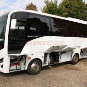 Midibusse Isuzu Novo Ultra 27+1+1 Omnicar GmbH (7)