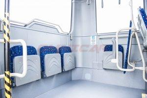 Heckniederflur Midibusse der Extraklasse günstige Stadtbusse von Omnicar