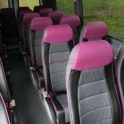Minicar Scolaire 23 places clim porte electrique laterale 140PS (1)