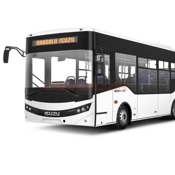 kurze Stadtbusse 8 Meter 27 sitze +15 Stehplatz Isuzu CITI LIFE - Omnicar Gmbh