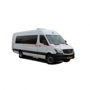Minibus 22 plc avec coffer a ski porte electrique climatiser Icon
