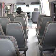 Minibus 23 places - Telma - fenêtres Tropicale - Girouette annex 11