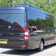 Minibus sprinter 519 VIP Hayon arrière avec deux étages