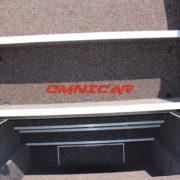 Minibus sprinter 519 VIP grande coffre approfondi