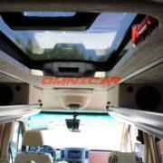 Minibus sprinter 519 VIP toit panoramique