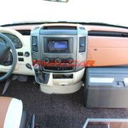 Minibus sprinter 519 VIP tableaux de bord imitation carbone