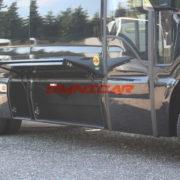 Minibus sprinter 519 VIP soute latérale droit et gauche