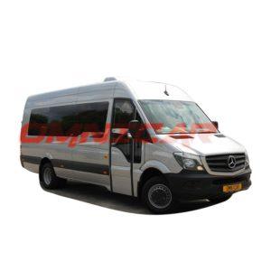 Neuer Kleinbus Minibus Mercedes Sprinter 516 CDI Mix/Tourismus 23 Plätze