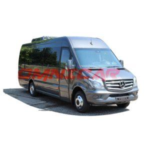 Minibus 24 places extra long 190PS boite automatique Peinture métallique