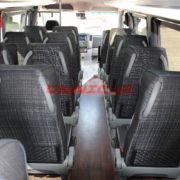 Kleinbus Tourismus 24 sitze extra lang 190PS Automatik-Getriebe