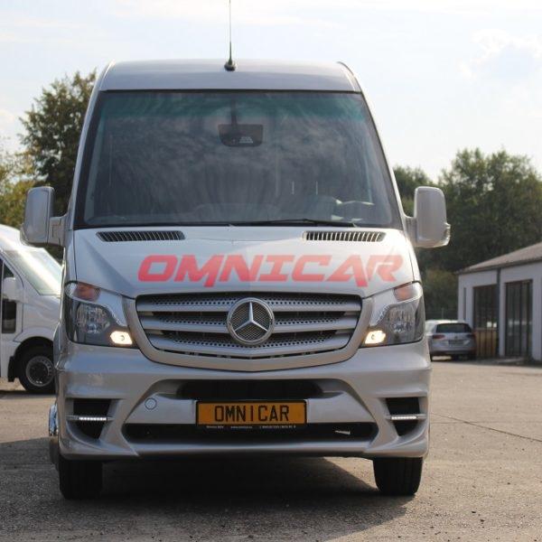 Neue Sprinter 519 VIP GT 19+1+1 Klima webasto omnicar GmbH