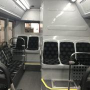 Bus de ligne 10 mètres Ecoline Moteur Mercedes OM 936 LA Omnicar