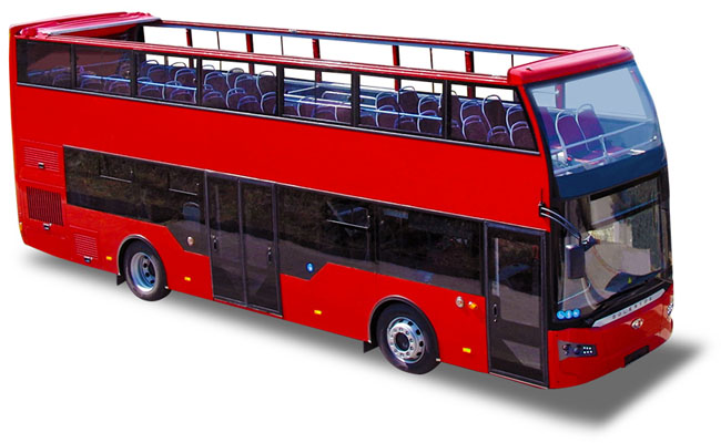 Double Deck Open Top