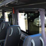 Omnicar sprinter Tropical 22+1 porte louvoyante baies vitrées climatisations EAD scolaire