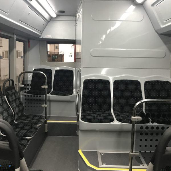 Stadtbus 12 Meter 38 Sitzplätze bis 95 Fahrgäste OM 936 LA